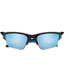 Oakley Half Jacket 2.0 XL Sunglasses, matte black/prizm deep h2o polarized